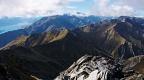 Richardson Mountains and Lake Wakatipu