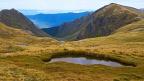 Tarns on tops North of Green Lake