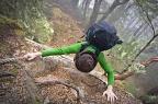 Climb straight up