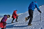 Crampons instruction