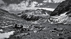 Chosspile Peaks, Huxley Range