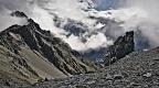Clouds in Ahuriri Valley