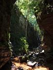 Cachoeira Sussuapara gorge