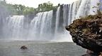 Impressive Waterfall São Romão