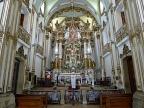 Alter of church Igreja de Nosso Senhor do Bonfim