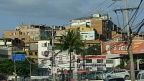 Favelas in Salvador