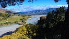 Waiau River from Riverview Lookout