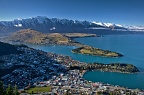 Queenstown, Lake Wakatipu, and Remarkables