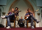 College students rock band Soma Holiday