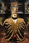 Inca mummy in Larco Museum