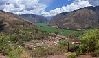 Sacred Valley of the Incas, Taray town