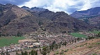 Sacred Valley of the Incas, Písac town