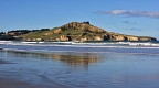 Waikouaiti Beach and Cornish Head