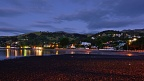 Akaroa after sunset
