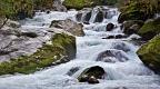 Cascading Lake Marian Falls