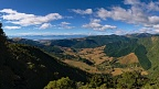 View from Hawkes Lookout (Takaka Hill)