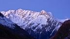 Moonlit Humboldt Mountains