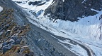 Terminal face of Cameron Glacier