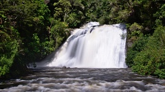 Aniwaniwa Falls in high flow