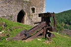 Ballista, medieval crossbow