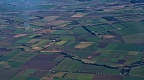 Canterbury Plains from the air