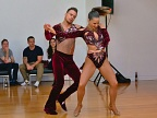 Braulio and Valentina performance