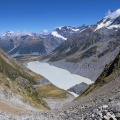 Hooker Lake from gully by playing field