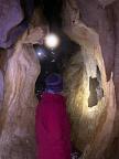 Exploring Luxmore Cave