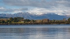 Lake Te Anau and Takitimu Mountains